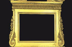 The Simoni Collection in Pensacola: Some Frames Border on High Art