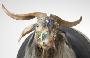 Rauschenberg Combines at the MMA:  All Manner of Objects, Combined Artfully