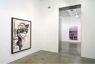 Paulina Olowska art installation