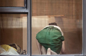"""Arne Svenson: The Neighbors"" at Western Project Gallery, Los Angeles"