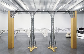 Chris Burden at the New Museum