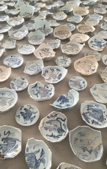 Notes on Beijing: My introduction to art in China