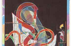 """Frank Stella Prints, 1967-1982"" (Review of Whitney retrospective)"