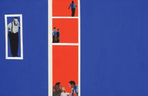 """Rosalyn Drexler: I Am the Beautiful Stranger"" at Pace Gallery"