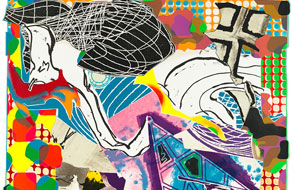"""Constant Motion: The Print Career of Frank Stella"""
