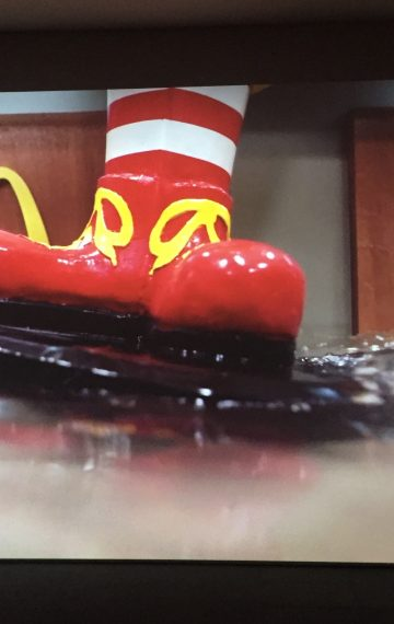 SUPERFLEX: Flooded McDonald's at the Hammer