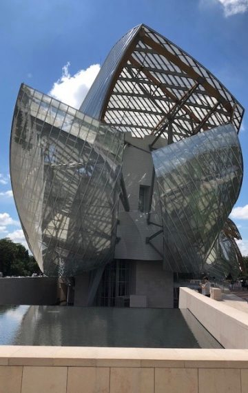 Louis Vuitton Foundation, Paris